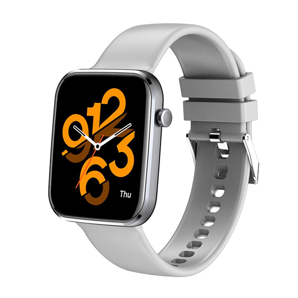 Z15 Smart Watch Bluetooth Call Smart Watch Men Women Ecg Heart Rate Monitor Sport Activity Tracker Gray