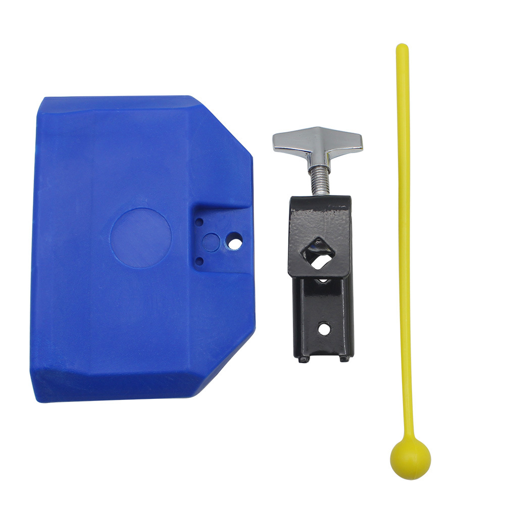 Percussion Jam Drum Bell Drum Accessories blue