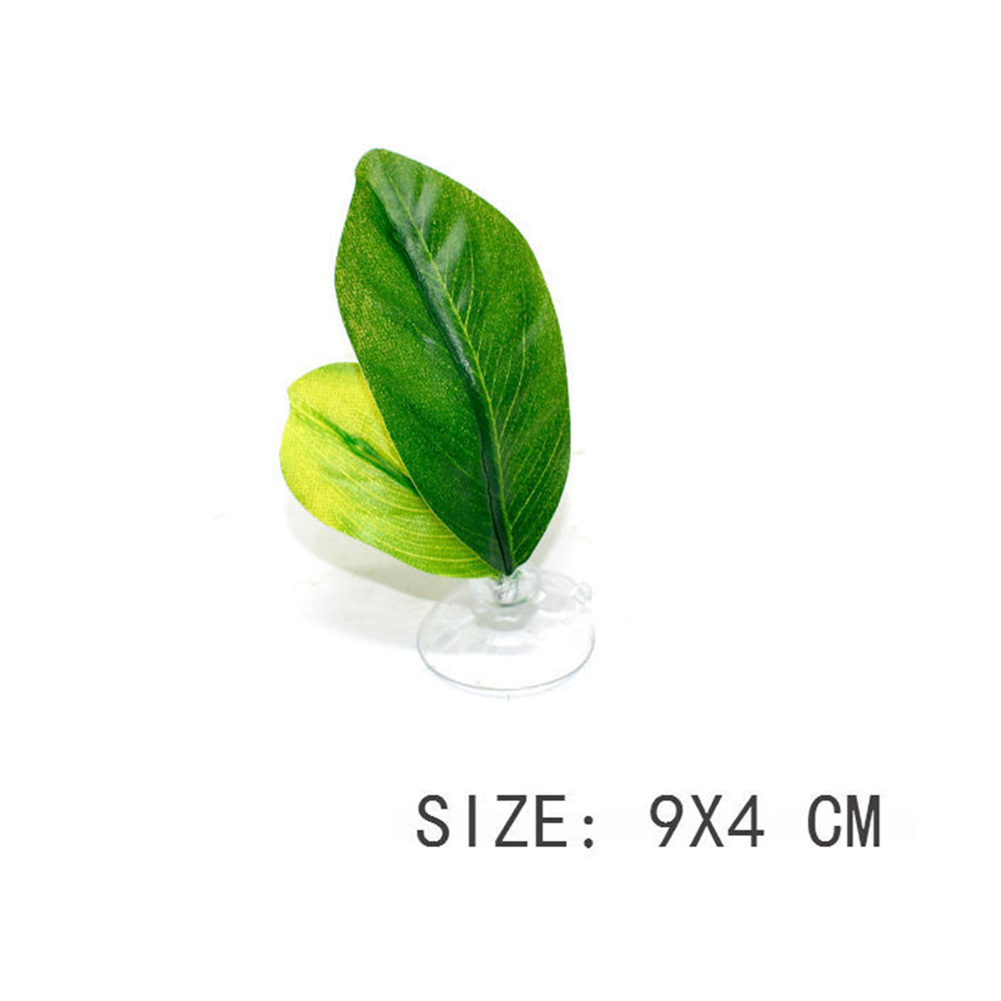 Double Layer Spawning Leaf Fishbed Rest Place for Fish Bowl Aquarium 2019 new