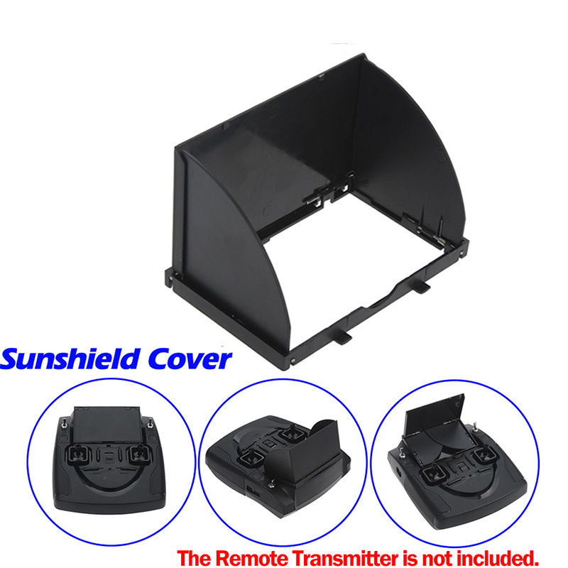 Hubsan H501S H107D H502S H501A RC Quadcopter Spare Parts Transimittervs Hood Shade  default