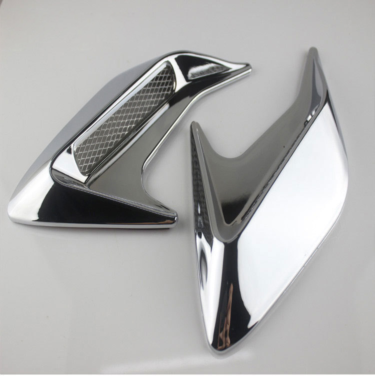 Car Decorative Side Vent Fender Stickers