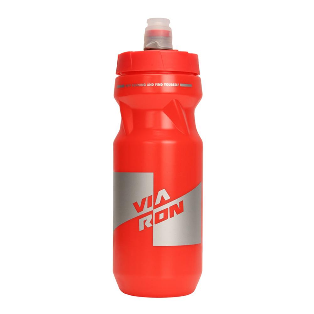 610ml Bike Cycling Water Bottle Cycling Equipment Mountain Bike Outdoor Sports Water Bottle red