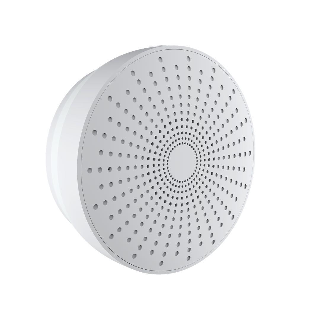 [US Direct] Original ECO4LIFE Wireless Smart Home Security Starter Kit Home Automation System, Siren with Hub, Motion Sensor, Multi-Purpose Sensor (White)