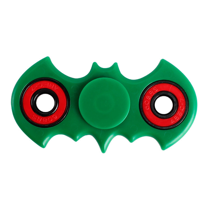 [US Direct] Children Adults High Speed Bat Dart Fidget Spinner Toy for Relieving Stress Anxiety 7 Color