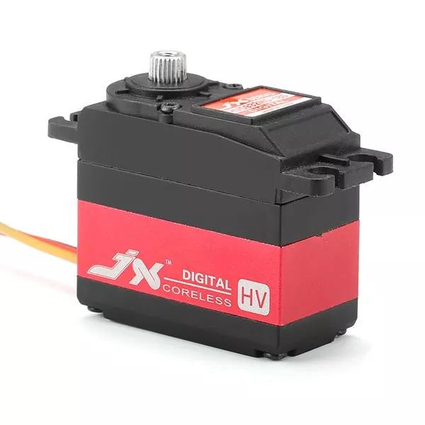JX Servo PDI-HV5932MG 30KG Large Torque 180Degree High Voltage Digital Servo default