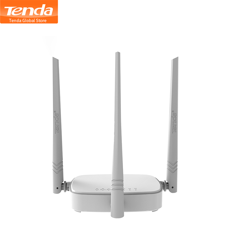 N318 300Mbps Wireless WiFi Router Wi-Fi Repeater Multi Language Firmware Router/WISP/Repeater/AP Mode,1WAN+3LAN RJ45 Ports