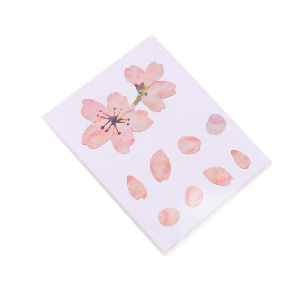 Cherry Blossom Floral Self Adhesive Ukulele Guitar Sticker Bass Cute Decals  Cherry blossom sticker