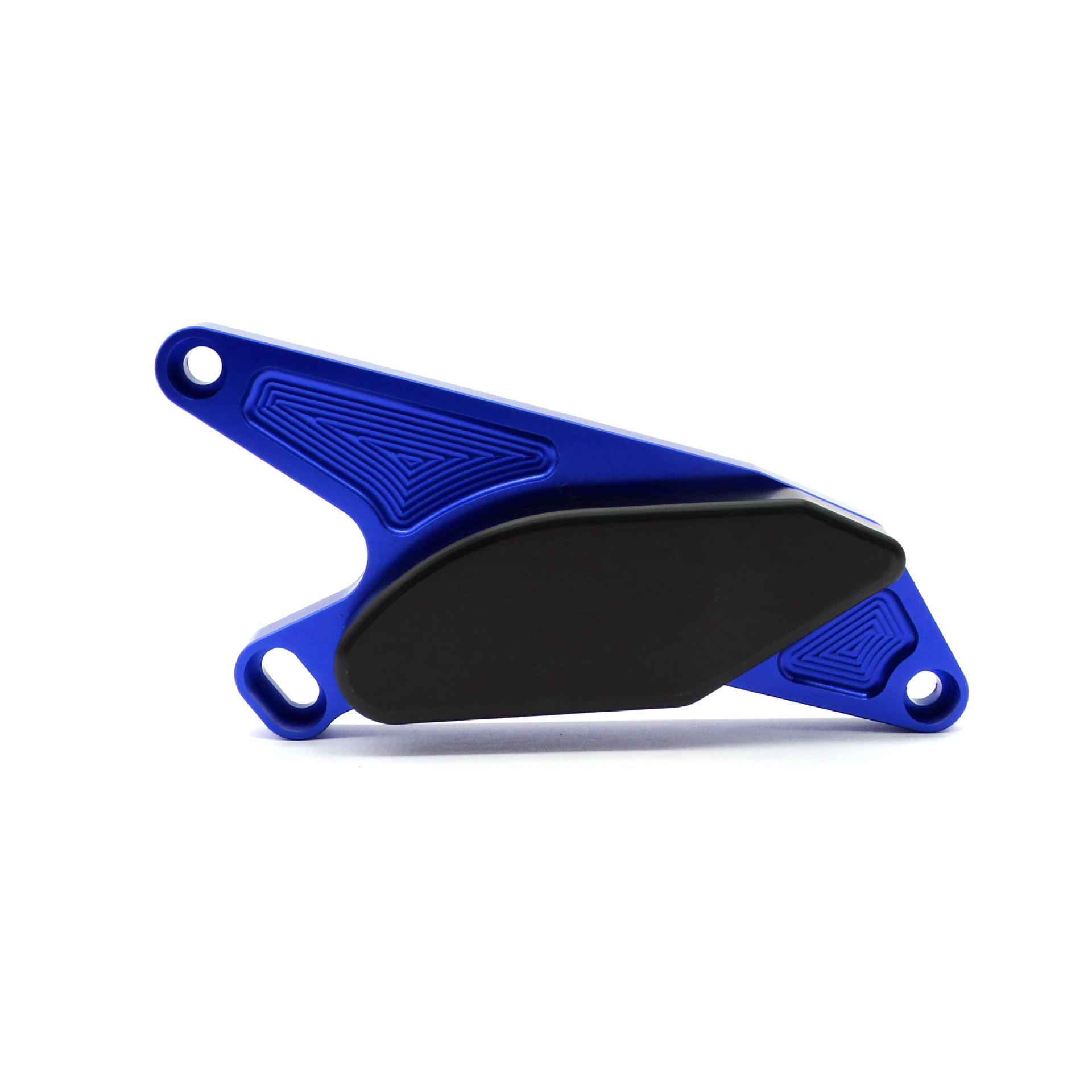 Motorcycle Engine Stator Case Guard Cover for SUZUKI GSXR1300 Hayabusa 99-16 blue