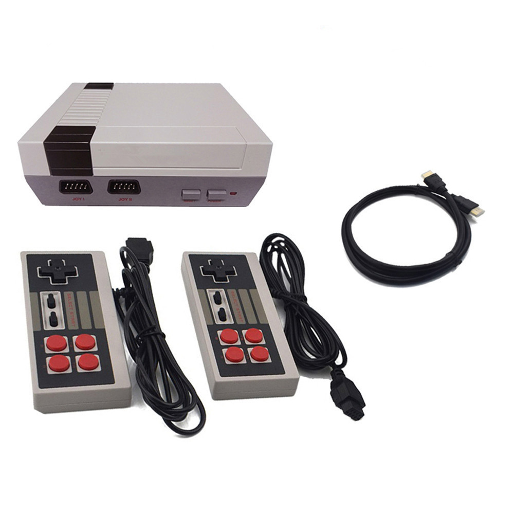 Mini Classic HDMI Game Console 621 Games Entertainment Built-in 2 Controllers US plug