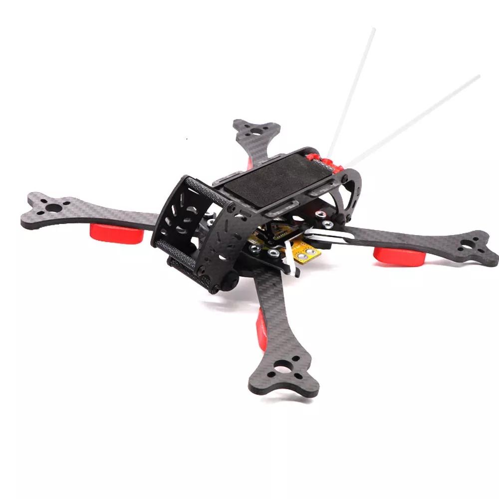 HSKRC 57 Series X200 X235 X268 X292 X324 H215 Frame Kit w/ PDB Damping Plate for RC FPV Racing Drone X200 KSX3716