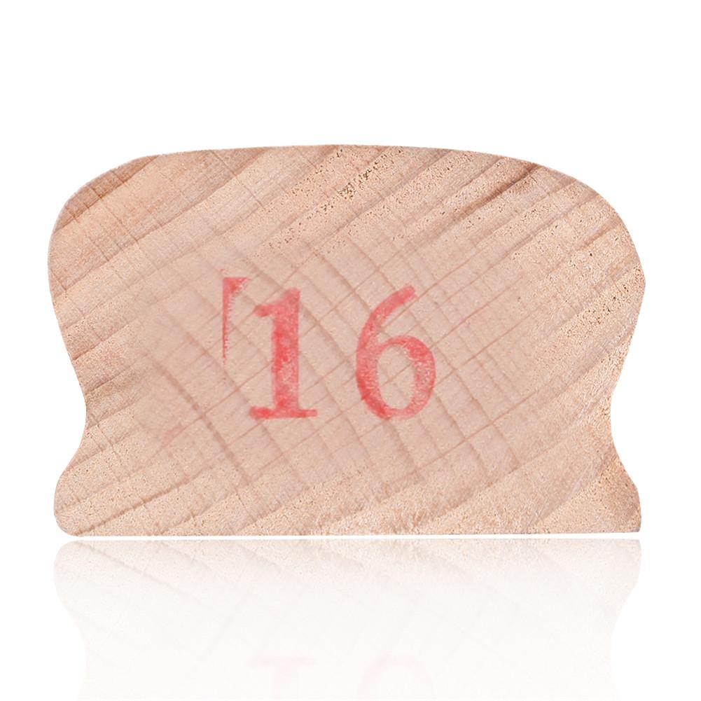 Wooden Polished Block for Guitar Bass Fret Leveling Fingerboard Luthier Tool + 2 Sandpaper 16#