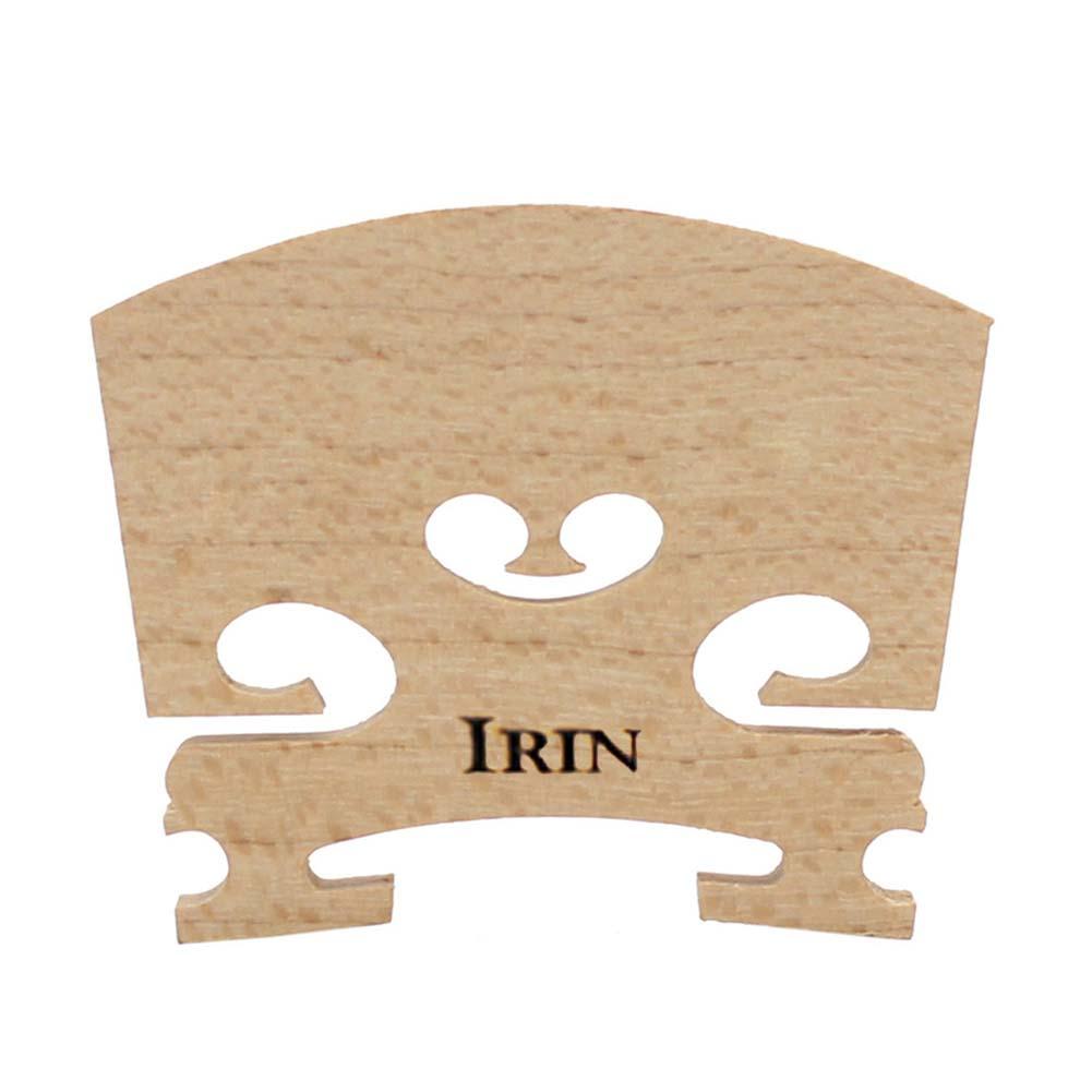 5 Pieces Violin Bridge Maple 4/4 Full Size Violin Bridge Qin code Violin accessories Wood color
