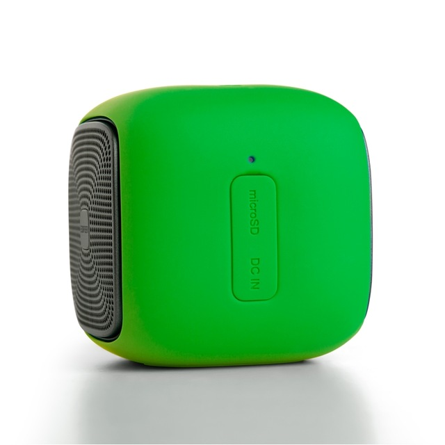 Original EDIFIER M200 Mini Wireless Bluetooth Speaker Super Bass Loudspeakers Waterproof Support SD Card Outdoor Music Play Compatible for Smartphones green