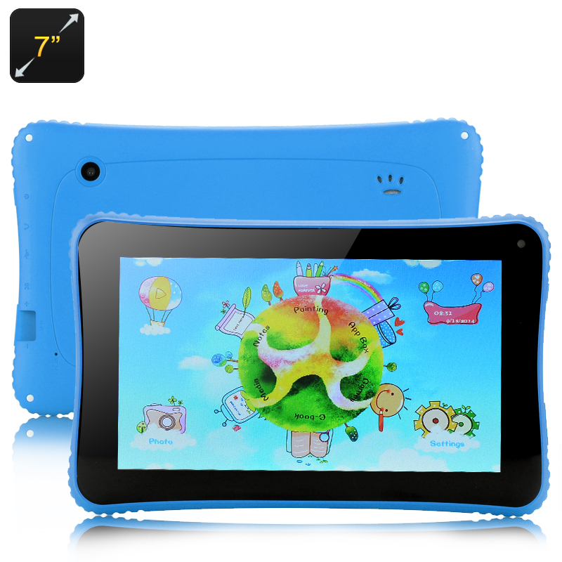 Venstar K7 Children's Tablet (Blue)