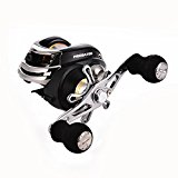Baitcasting Reel Baitcaster Reels Right Black