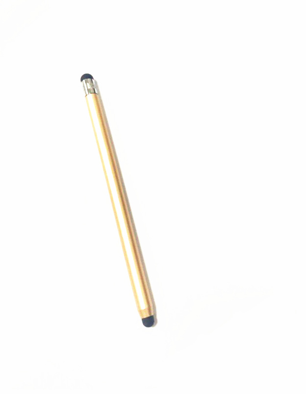 Stylus Pen Painting 2 In 1 Anti-scratch Stylus Touch Screen Pen For Ipad Tablet champagne gold