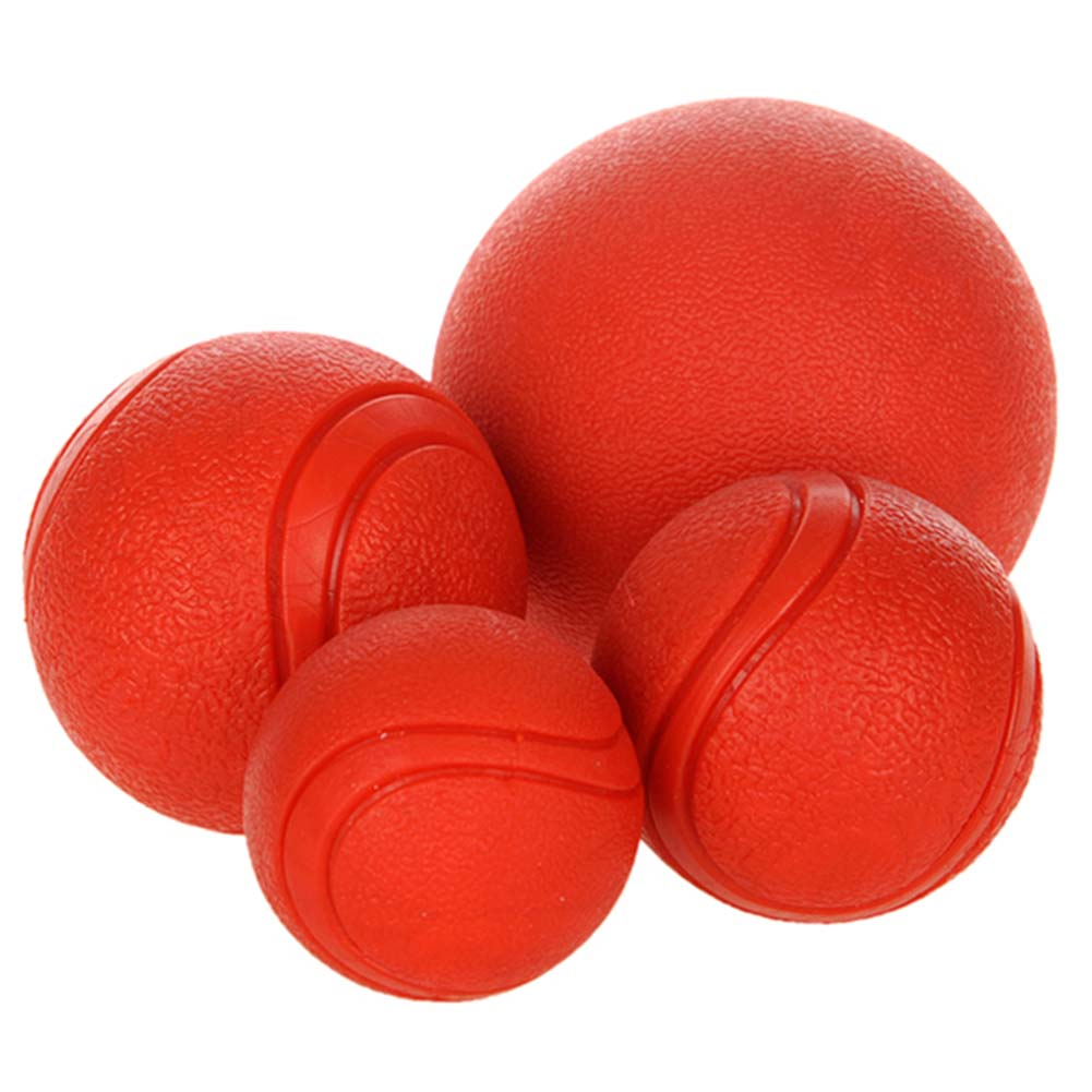 Dog Bite-proof Ball Durable Pet Dog Chewing Ball Toy for Pet Training Supplies S