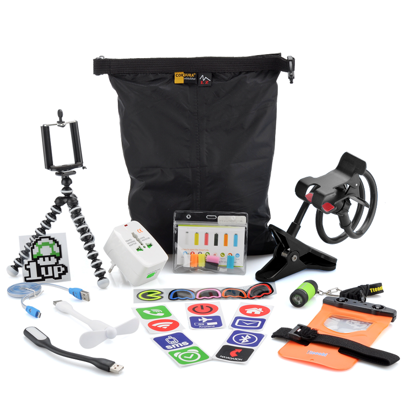 Cool gadget geek gift bag