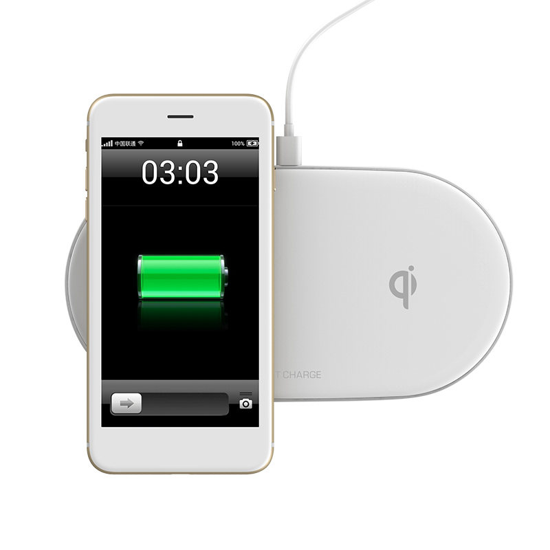 Dual Wireless Charging Pad