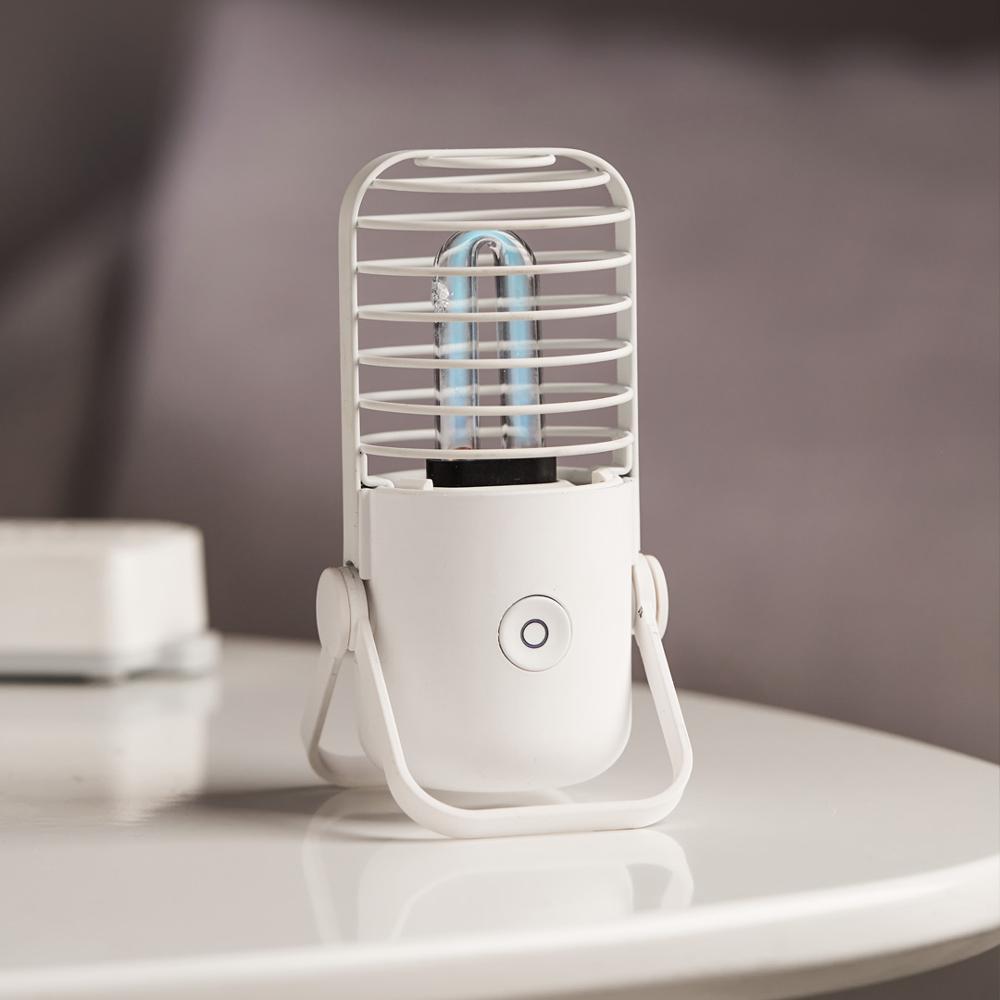 Xiaomi Xiaoda UV Germicidal Sterilization Lamp Ultraviolet Sterilizer Light for Bedroom Nursing Room white