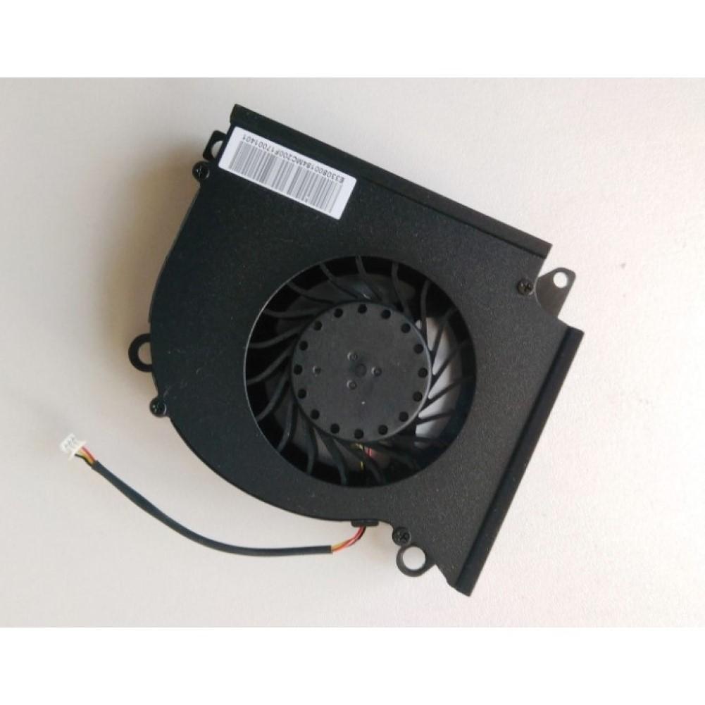 Laptop CPU Cooling Fan for MSI GT60 GT70 PABD19735BM N273 N153 N288 black