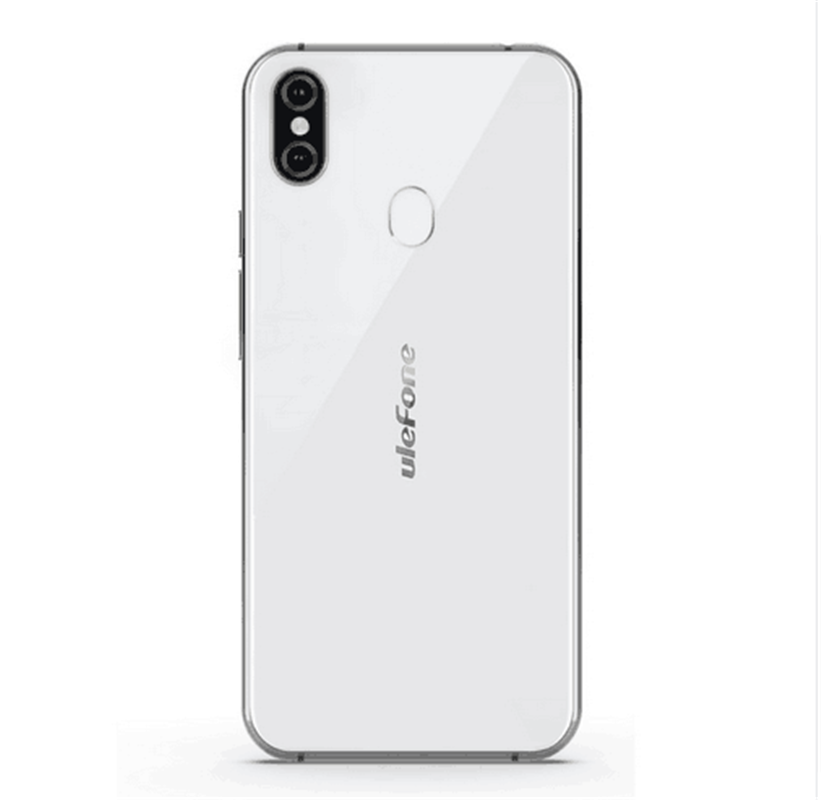 Ulefone X Android Phone Silver - Octa-Core CPU, Android 8.1, 4GB RAM, Dual-IMEI,, 5.85-Inch FHD Display