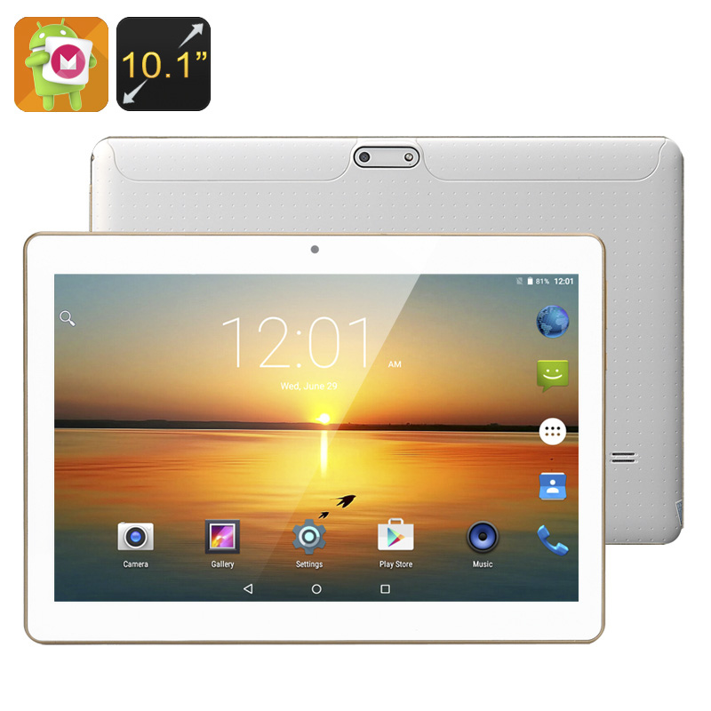 10.1 Inch Android 6.0 Tablet
