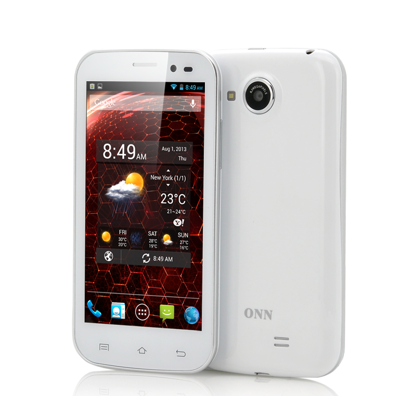 ONN K7 4.5 Inch Quad Core Android Phone