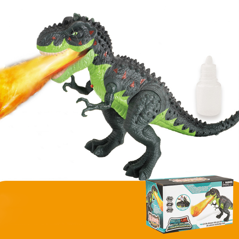 Children Toy Electric Wireless Remote Control Dinosaur Simulation Model Toy With Light And Sound Medium size