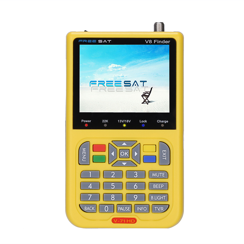 Freesat V8 DVB-S2 HD Satellite Finder