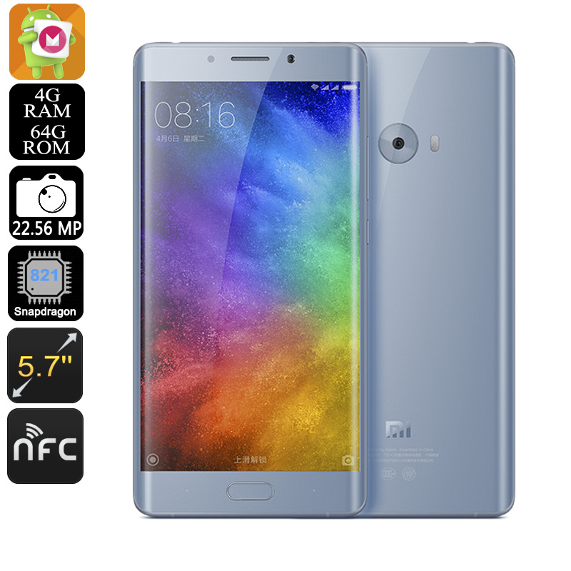 wholesale xiaomi mi note 2 bezel less android smartphone from china