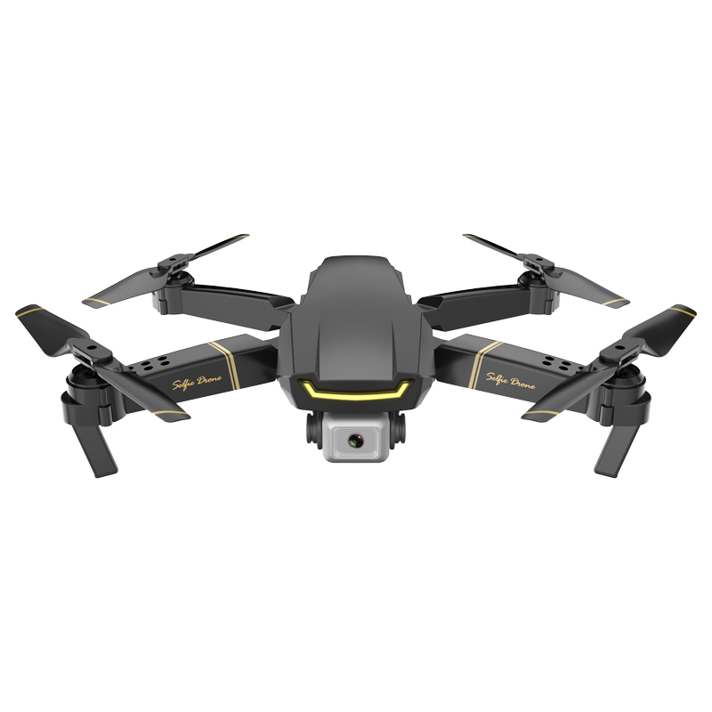 M66 FPV Drone with 1080P HD WiFi Camera Mini Quadrocopter Helicopter Dron RC Toys VS VISUO XS809HW E58 E520 black