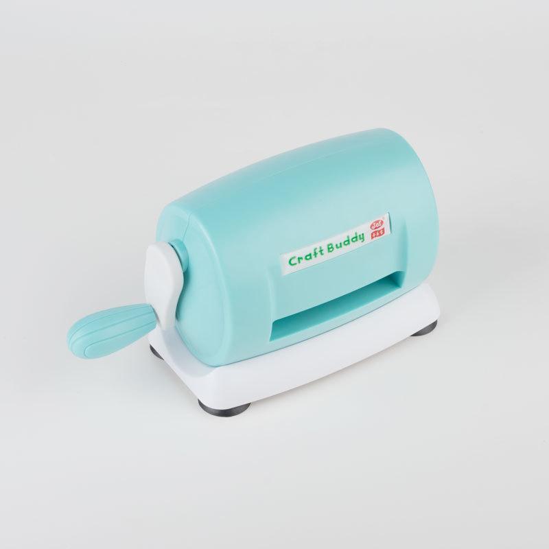 DIY Paper Cutting Embossing Machine Craft Album Scrapbooking Cutter Paper Cutter Die-Cut Machine Handmade Tool  blue