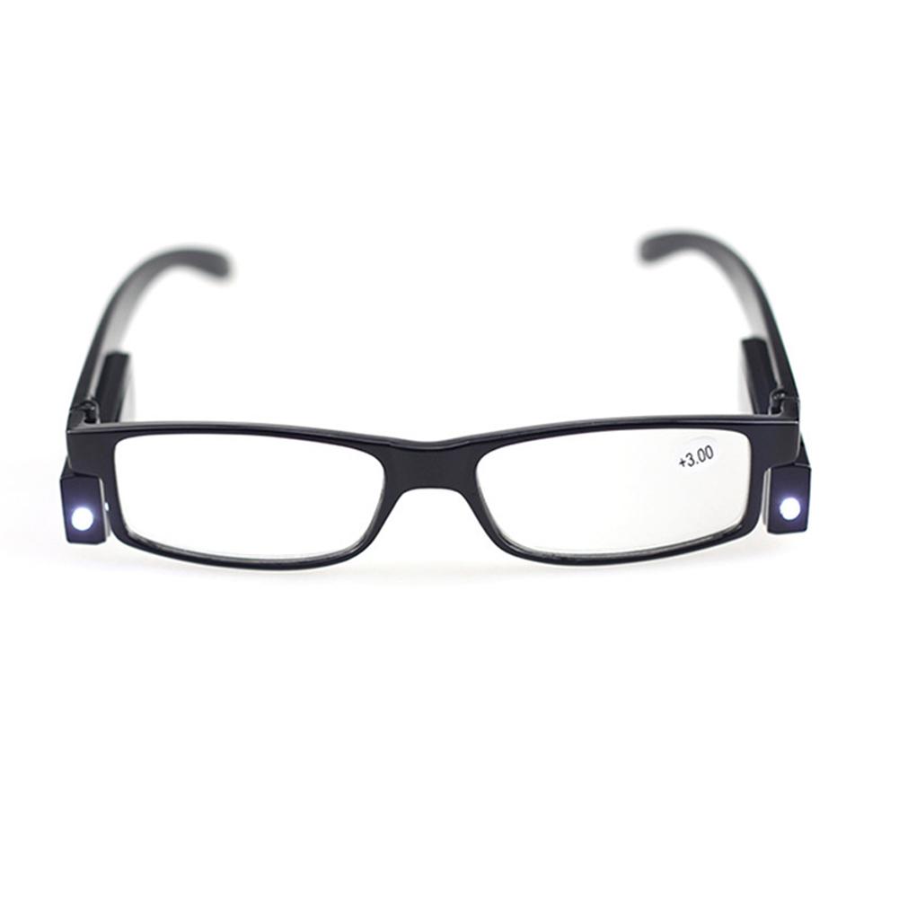 Reading Glasses Eyeglasses with LED Light