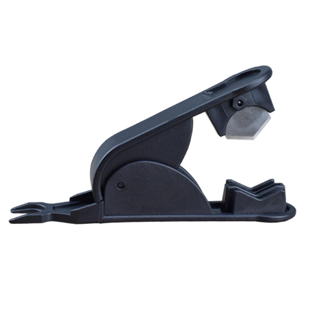 Pipe  Scissors PE Tube Cutter For Air Pressure Hose Cutting Accessories black