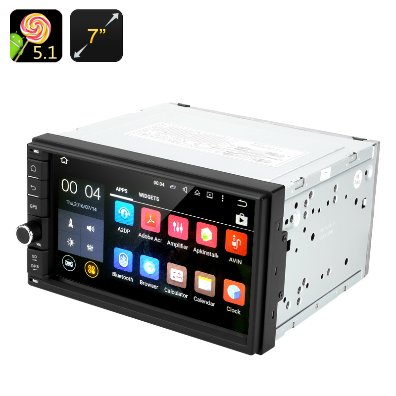 wholesale android 5 1 car stereo 2 din car stereo from china. Black Bedroom Furniture Sets. Home Design Ideas