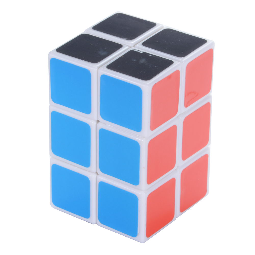 [EU Direct] Qiyun 2x2x3 Speed Cube, White