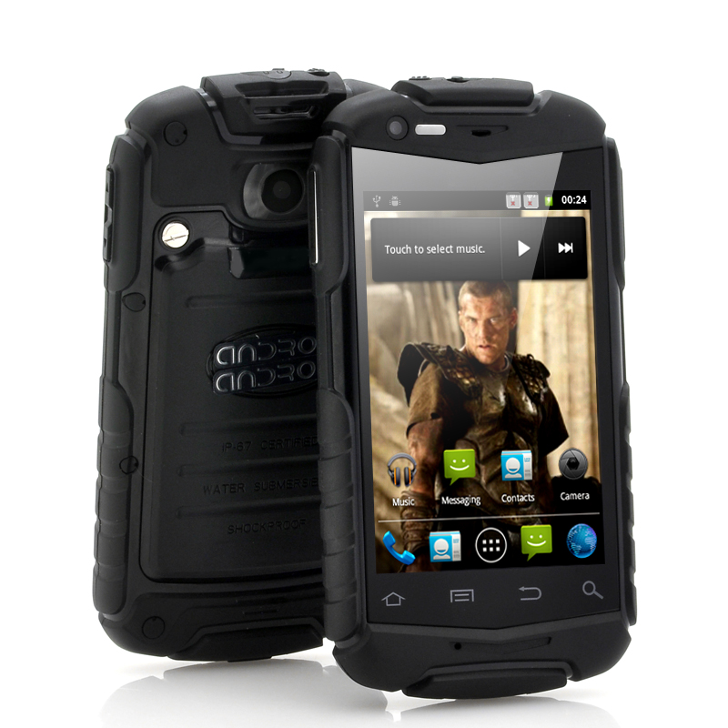 3.5 Inch Android Rugged Phone - Titan (B)