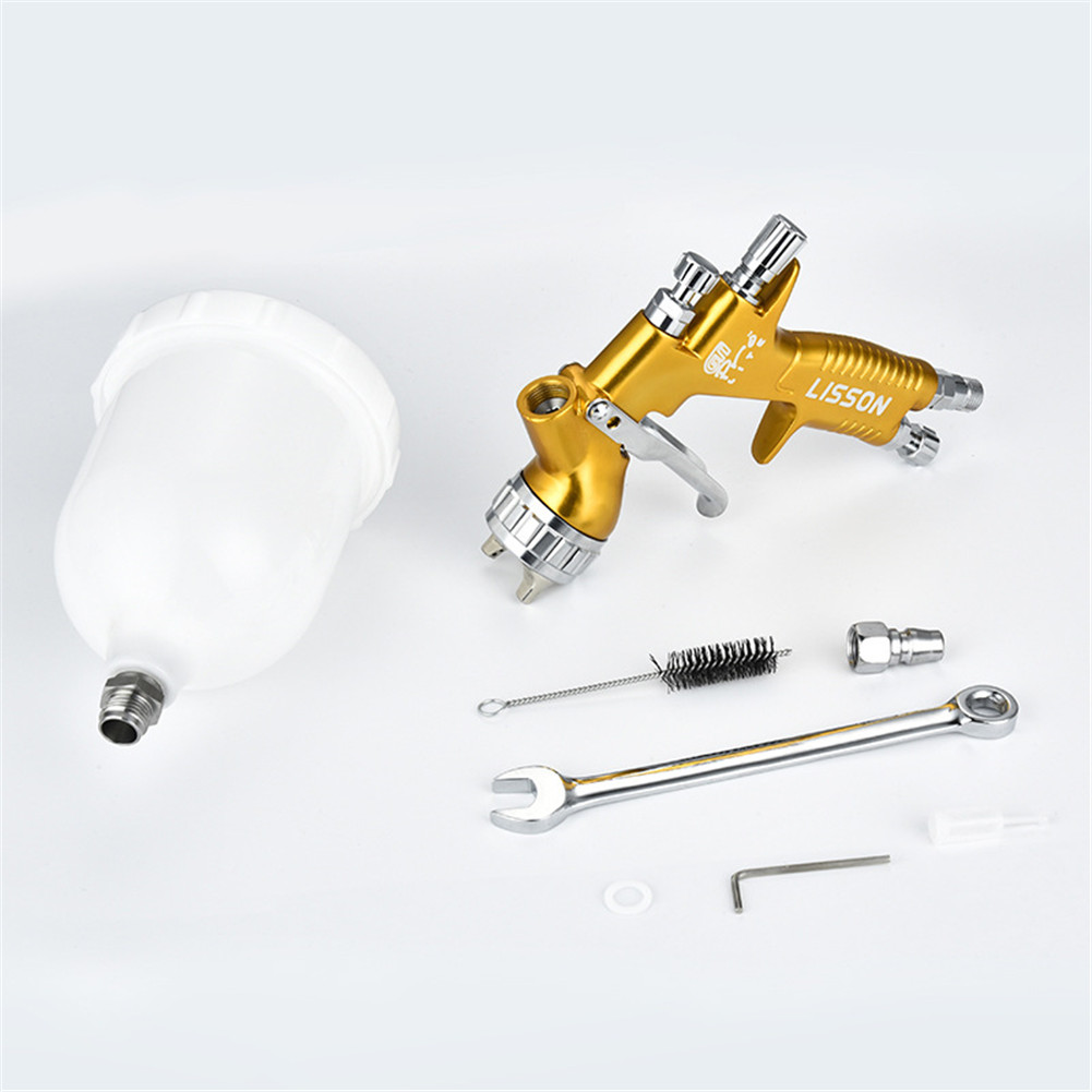 Spray Nozzle Gti Pro Painting Tool Te20/t110 1.3/1.8mm Nozzle Paint Water Based Airbrush