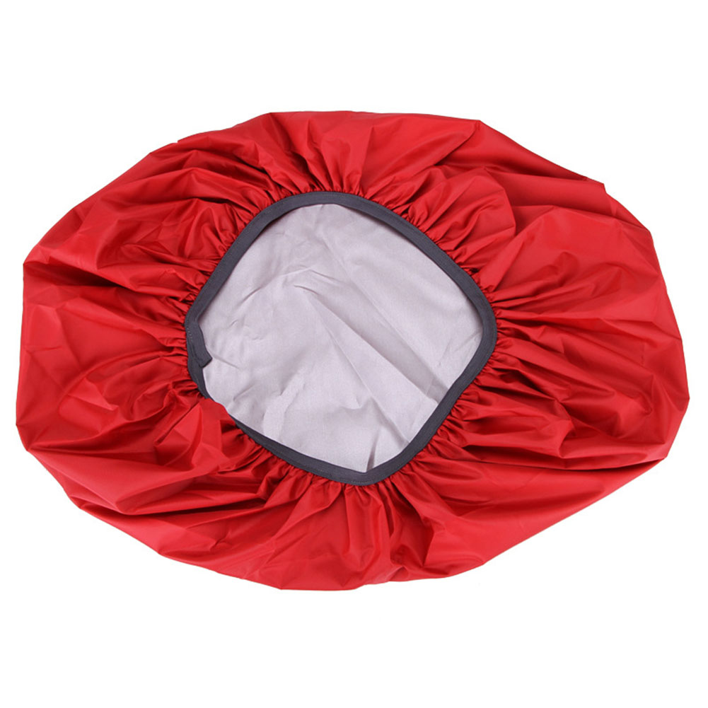 Waterproof Backpack Cover 55-60l L red