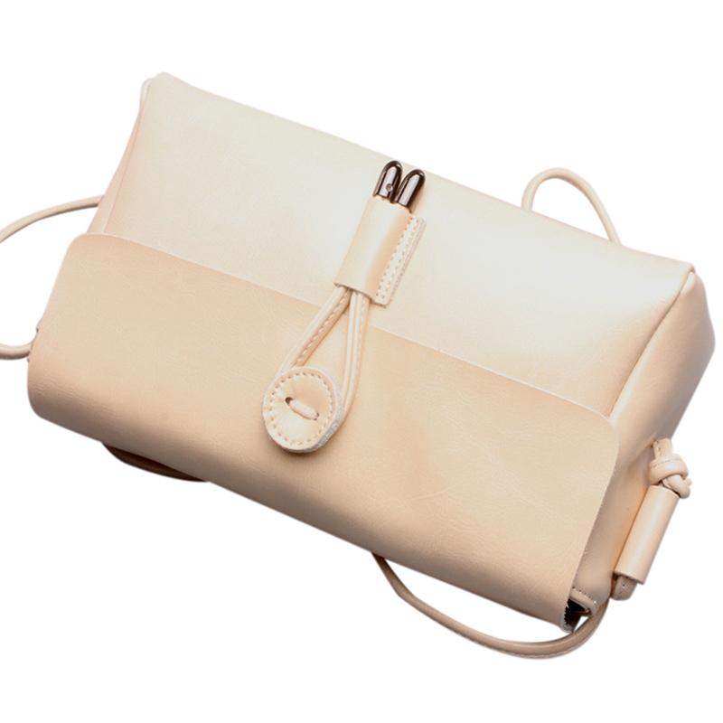 Women Leather Crossbody Satchel Handbag Shoulder Messenger Bag