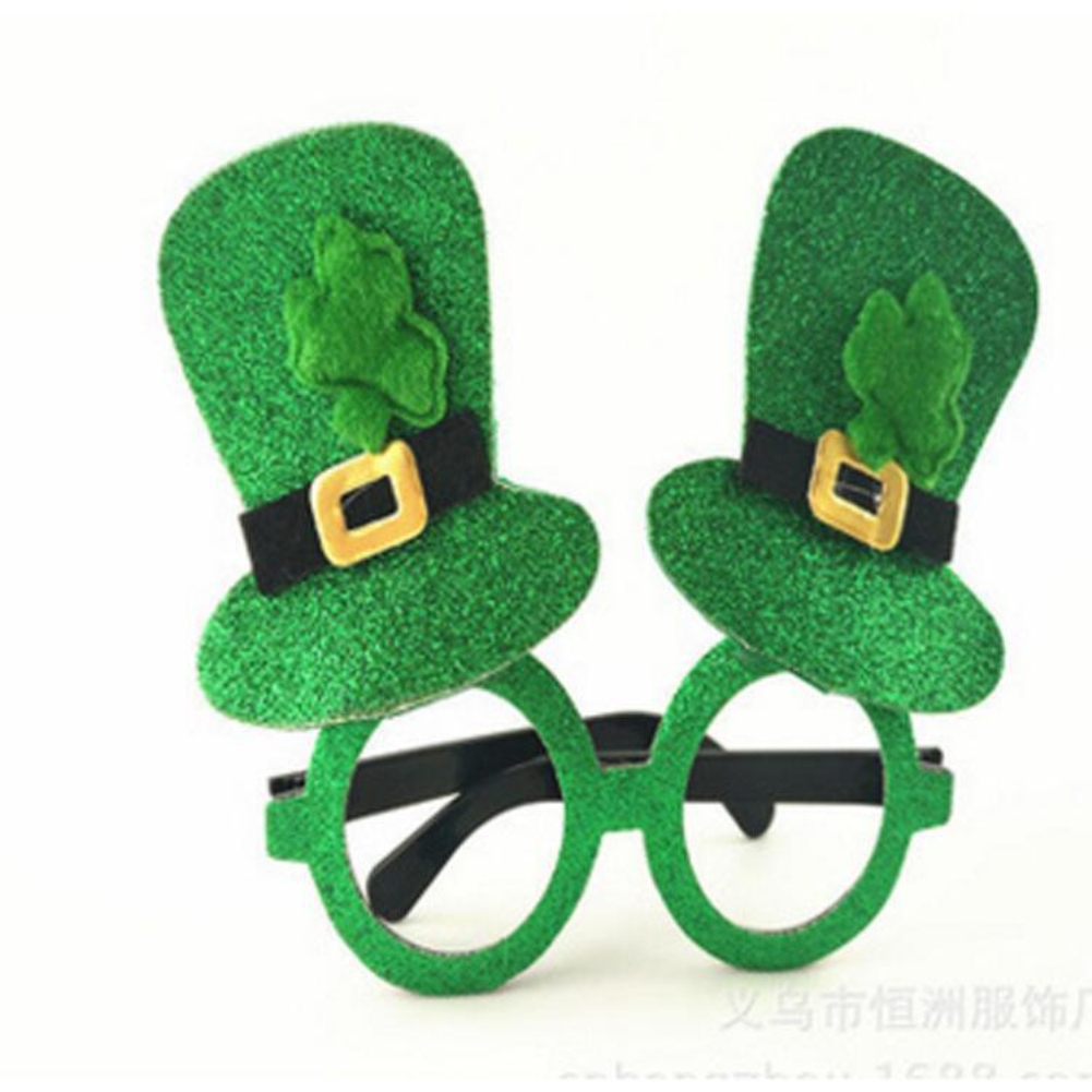 Green c for St Patrick's Day Prop
