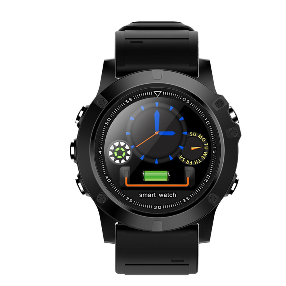 Smart Watch Bracelet L11 Waterproof Sports Pedometer Blood Pressure Monitoring Sports Bracelet Waterproof Smart Watch Black