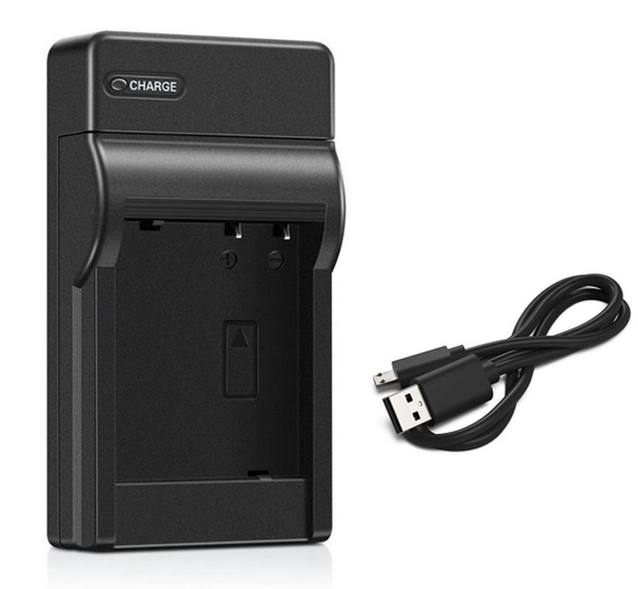 4L 6L 8L Universal USB Charger For Canon  black