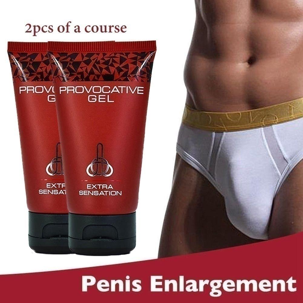 Male Penis Enlarges Oil Men Large Dick Aphrodisiac Cream Delayed Premature Ejaculation Gel 2 red