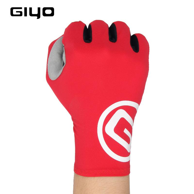 Telefingers Touch Screen Unisex Bike Gloves Bikeboy Red