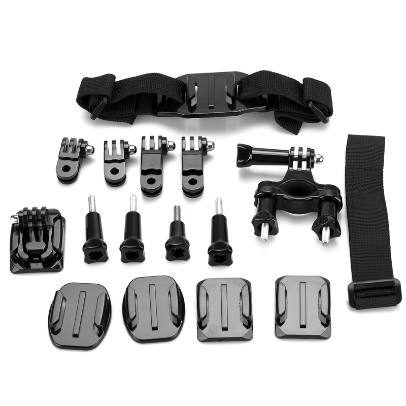 DAZZNE 7-In -1 GoPro Mount Kit