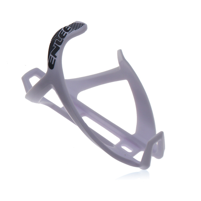 Bicycle Bottle Holder Kettle Bracket Universal Mountain Bike Kettle Support Stand Drink Cup Rack white