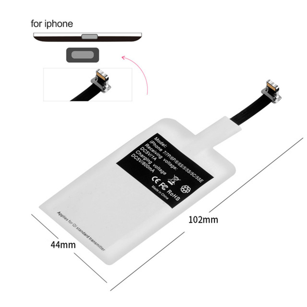 Car 10W Wireless Infrared Charger 360° Rotation Automatic Clamping Bracket Holder for Mobile Phone Huawei Samsung iPhone receiver