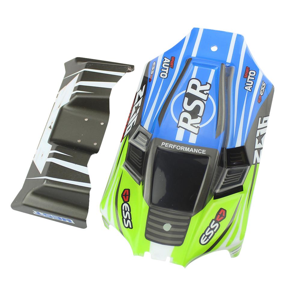 WLtoys 144001 1/14 Car Body Shell Top Canopy 144001-1335 Car Parts green